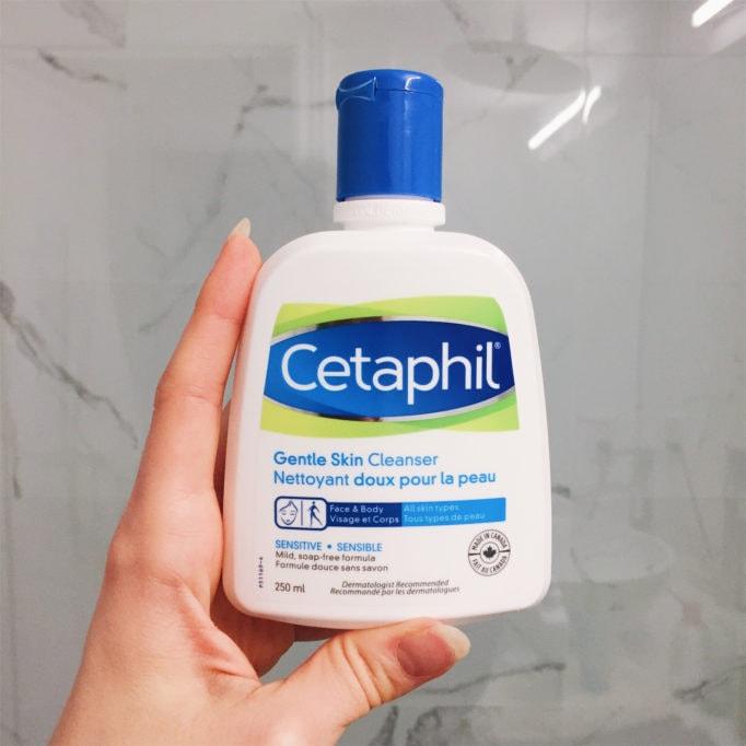 worst cleanser, ruins skin, cetaphil gentle cleanser, not gentle