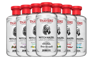 witch hazel toner, thayer's, drying toner, pop the pimple, avoid this toner, how to get clear skin