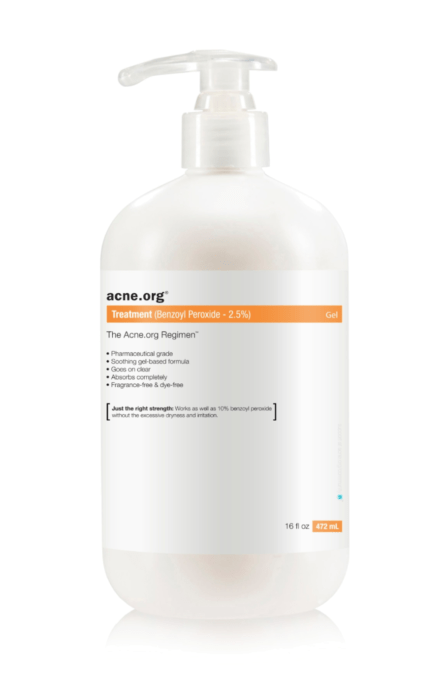 how to get rid of acne, is benzoyl peroxide safe, acne.org review