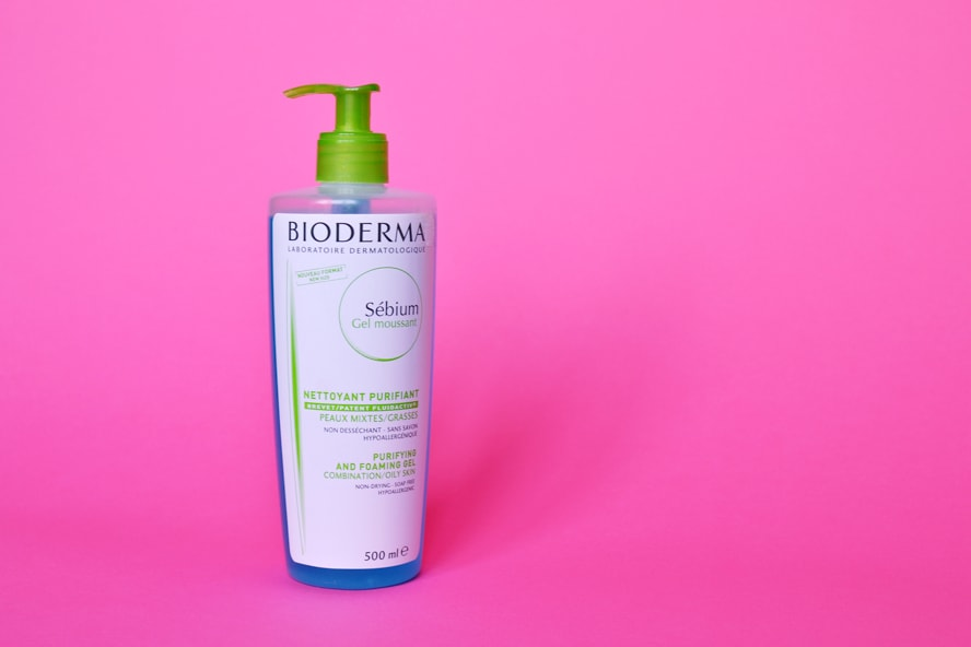bioderma sebium cleanser review