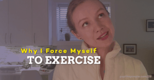 why i exercise, exercise for clear skin, how to get clear skin, how to get rid of acne