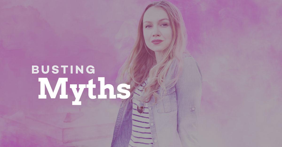 beauty myths, detox myth, pop the pimple, olena beley