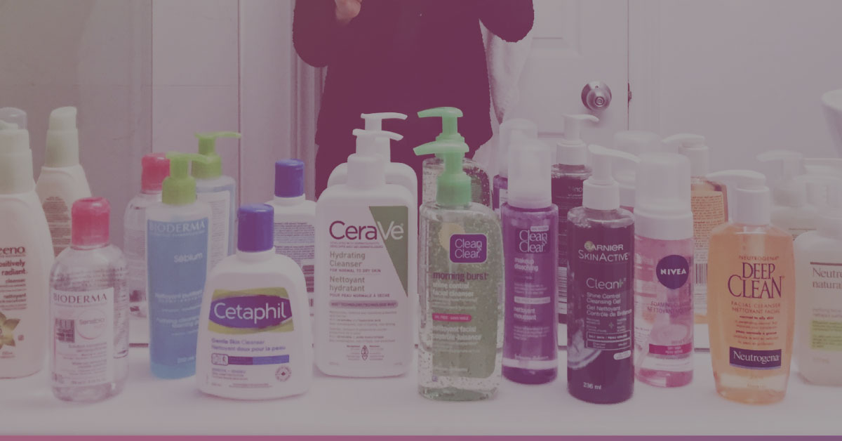 Why You Need To Throw Out Your Cetaphil Cleanser Right NOW - Pop The Pimple