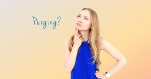 is purging normal, purging with oils, what is purging, acne, breaking out, olena beley, toronto, bblogger