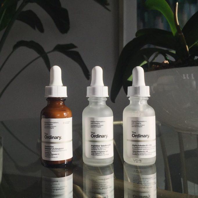 pop-the-pimple-the-ordinary-granactive-retinoid-solution-2-argereline-solution-alpha-arbutin