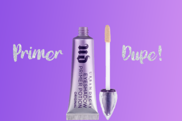 pop the pimple dupe, primer potion, eyeshadow primer, korean beauty, best eyeshadow primer