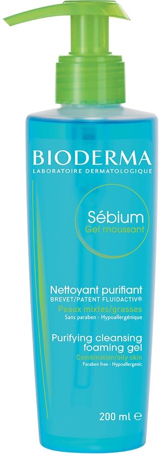 bioderma sebium cleanser, best cleanser for acne-prone skin